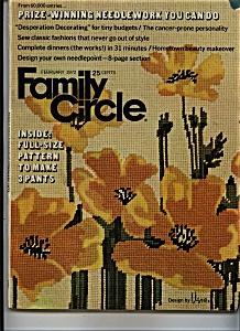 Family Circle - February 1972 (Image1)