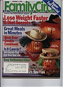 Family Circle - November 1, 1999 (Image1)