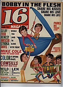 Sixteen Magazine - January 1970 (Image1)