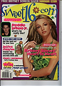 Sweet 16 - October 2000 (Image1)