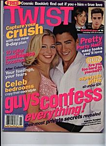 Twist - November/December 1999 (Image1)