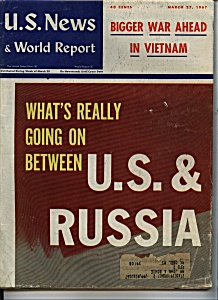 U.S. News & World Report - March 27, 1967 (Image1)