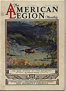 The American Legion Monthly - April 1930