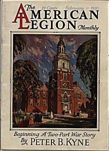 The American Legion Monthly - February 1930 (Image1)