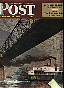 The Saturday Evening Post - September 21, 1946 (Image1)
