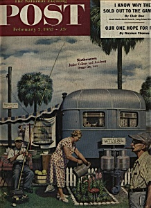 The Saturday Evening Post - February 2, 1952 (Image1)