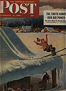 The Saturday Evening Post - February 17, 1951