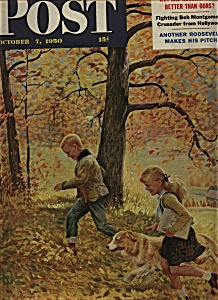 The Saturday Evening Post - October 7, 1950