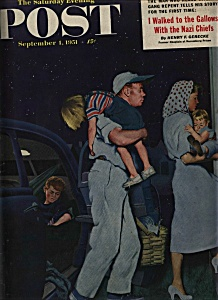 The Saturday Evening Post - September 1, 1951 (Image1)