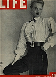 Life Magazine - November 19, 1945 (Image1)