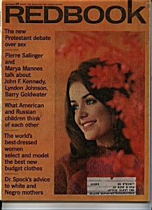 Redbook - October 1964 (Image1)