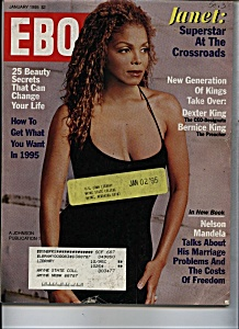 Ebony - January 1995 (Image1)
