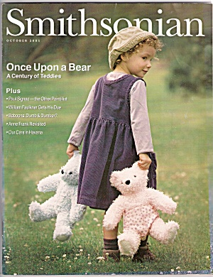 Smithsonian magazine- October 2001 (Image1)