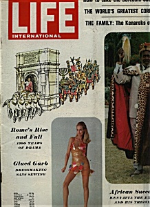 Life International Magazine - September 5, 1966 (Image1)