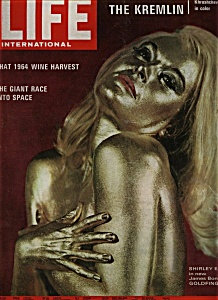 Life International Magazine - November 2, 1964 (Image1)