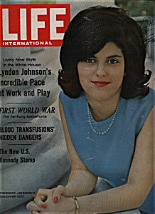 Life International Magazine - June 1, 1964 (Image1)