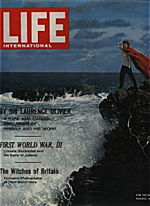 Life International Magazine - May 18, 1964