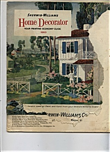 Sherwin Williams Home Decorator - 1960 (Image1)