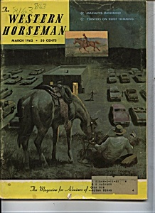 Western Horseman - March 1962 (Image1)