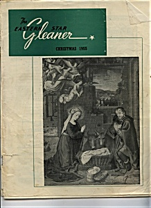 The Eastern Star Gleaner - Christmas 1955 (Image1)