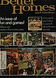 Better Homes and Gardens - June 1970 (Image1)