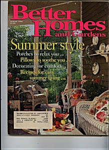 Better Homes and Gardens - August 1994 (Image1)