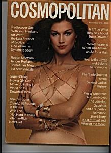 Cosmopolitan Magazine - November 1976 (Image1)
