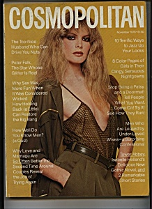 Cosmopolitan Magazine - November 1978 (Image1)