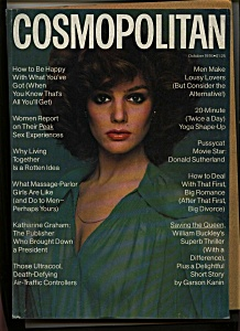 Cosmopolitan Magazine - October 1976 (Image1)