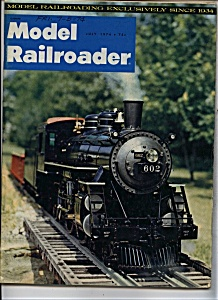 Model Railroader - July 1974 (Image1)