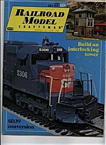 Railroad Model Craftsman Magazine - July 1973 (Image1)