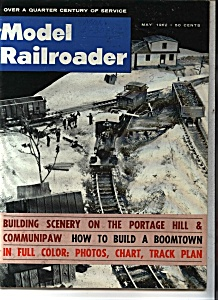Model Railroader Magazine - May 1962