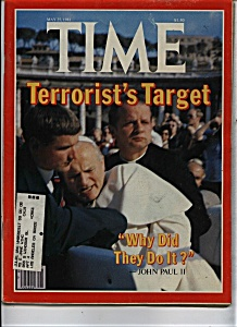 Time Magazine - May 25, 1981 (Image1)