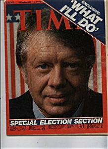 Time Magazine - November 15, 1976 (Image1)