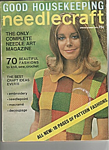Good Housekeeping - Needlecraft - Spring-summer 1970