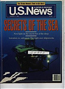 U.S. News & World report - August 21, 1989 (Image1)
