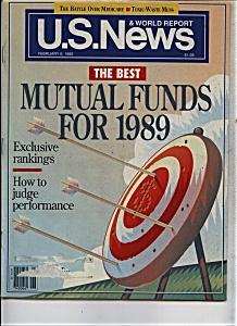 U. S. News & World report - February 6, 1989 (Image1)