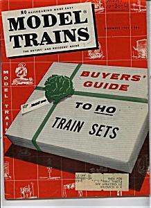 Model Trains magazine - December 1961 (Image1)