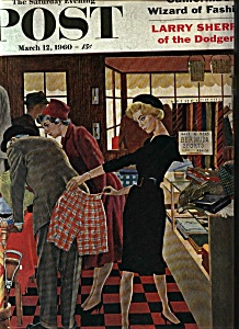 The Saturday Evening Post - March 12, 1960 (Image1)