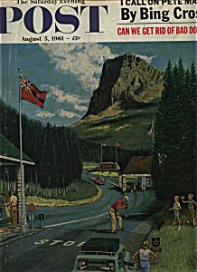 The Saturday Evening Post - August 5, 1961 (Image1)