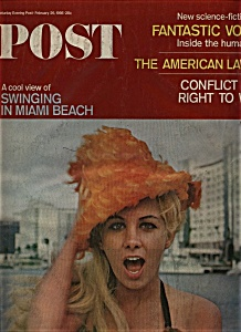 The Saturday Evening Post - February 26, 1966