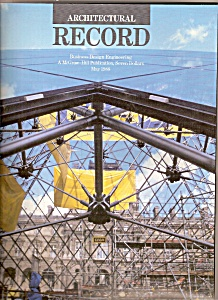 Architectural record -(McGraw/Hill)  /May 1988 (Image1)