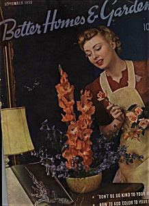 Better Homes & Gardens - September 1939 (Image1)