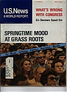 U. S. News & World report - May 6, 1974 (Image1)