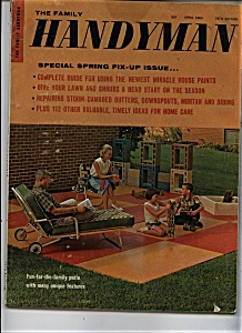 The Family Handyman - April 1964 (Image1)