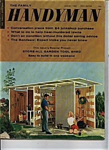 The Family Handyman - August 1963 (Image1)