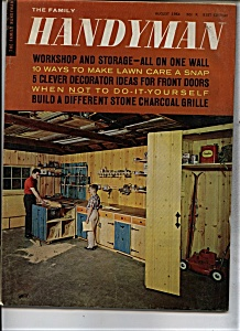 The Family Handyman - August 1964 (Image1)