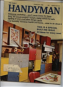 The Family Handyman - February 1968 (Image1)