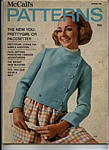 McCall's Patterns - Spring 1968 (Image1)