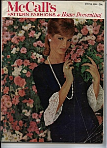 McCall's Pattern Fashions & Home decorating magazine (Image1)